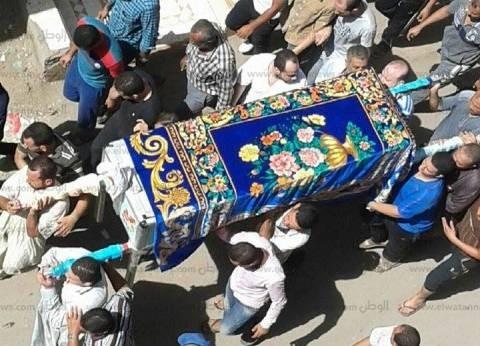 الفيوم تستعد لاستقبال جثمان شهيد تفجير مدرعة الشرطة بالعريش