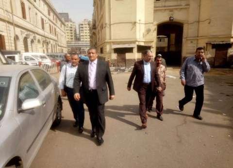 نائب محافظ القاهرة: لجان هندسية لمعاينة العقارات القديمة بالأحياء