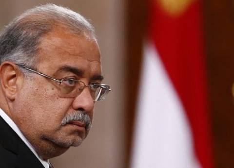 شريف إسماعيل يدلي بصوته في الاستفتاء بمصر الجديدة