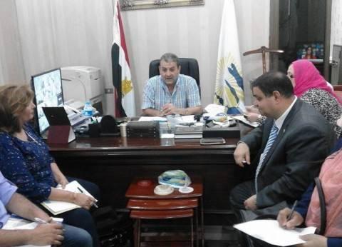 حي شرق مدينة نصر يناقش مشكلات التسرب من التعليم وأطفال الشوارع