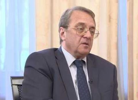 نائب وزير الخارجية الروسي: علاقة صداقة قوية تجمع السيسي وبوتين