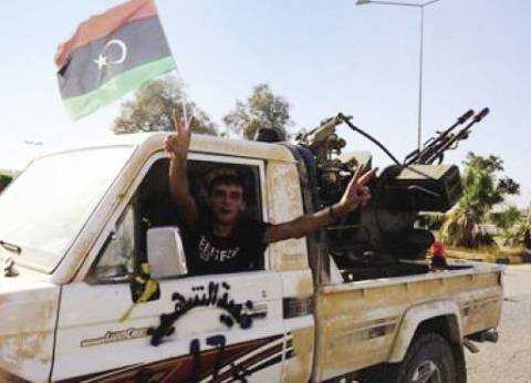 مقتل عنصرين في قوات الحكومة الليبية المعترف بها في اشتباكات بنغازي