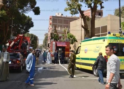 """مصدر بـ""""التربية والتعليم"""": إصابة 8 طالبات بمدرسة """"الغوابين"""" الإعدادية باختناق"""