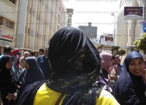 الراهبات والسيدات يتصدرن المشهد الانتخابي في دمياط