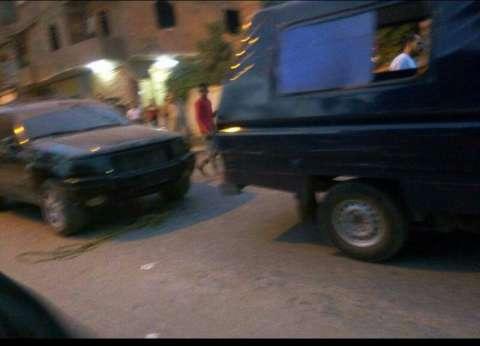 تجار مخدرات يقتلون خفيرا وعاملا في إطلاق نار على الشرطة بسوهاج