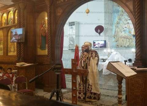 """إجراءات أمنية مشددة بمحيط كنائس بني سويف تزامنا مع احتفالات """"الميلاد"""""""