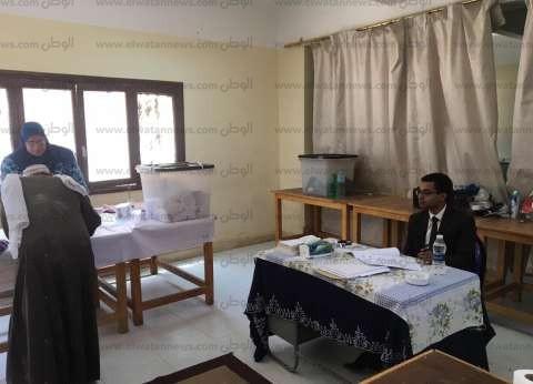 رئيس لجنة بسوهاج: إقبال كثيف من المواطنين على الاستفتاء