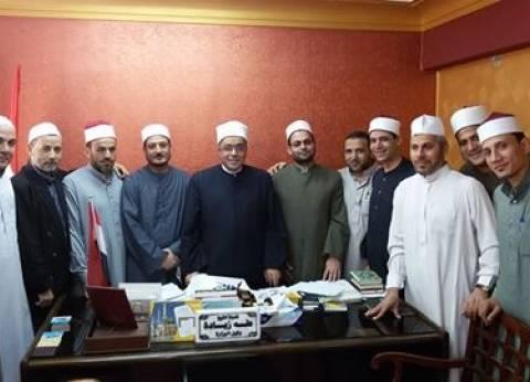 """""""أوقاف الدقهلية"""" يحذر من استخدام المساجد في الدعاية الانتخابية"""