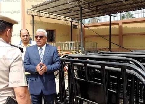 مدير أمن كفر الشيخ الجديد يوجه بتحقيق الانضباط المروري