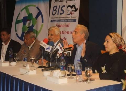 فودة: الانتهاء من إعداد وتجهيز المدينة الشبابية في شرم الشيخ