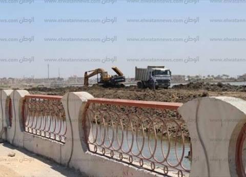 تطوير «البرلس».. إنشاء جسر بين البحيرة وأراضى الاستزراع السمكى.. وتطهير 8 مصبات وإزالة ورد النيل