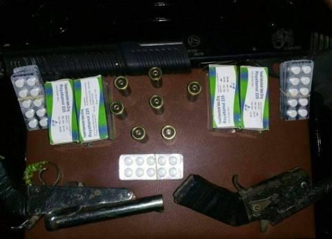تجديد حبس تاجر أسلحة نارية في الهرم 15 يوما