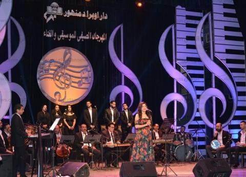 انطلاق فعاليات المهرجان الصيفي للغناء بدار أوبرا دمنهور