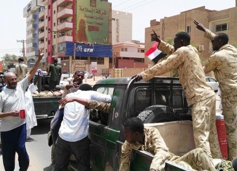 الخارجية: نتابع أحوال المصريين في السودان