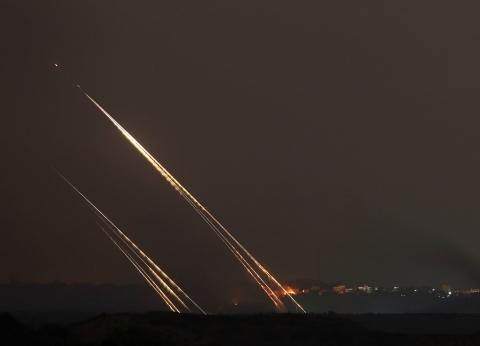 عاجل| جيش الاحتلال: القبة الحديدية تعترض صاروخين أطلقا من قطاع غزة