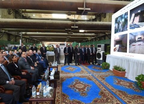 مدبولي يشهد دخول ماكينة الحفر العميق لمحطة مترو جمال عبد الناصر