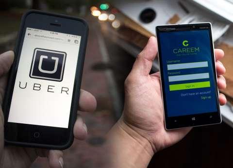 """وكيل لـ""""أوبر وكريم"""": لا زيادة في """"أجرة العميل"""".. والشركة تعوض السائقين"""
