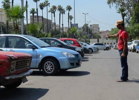 التجارة فى الفراغ: «نصبة شاى» على الكورنيش.. و«صفارة» لركن السيارات