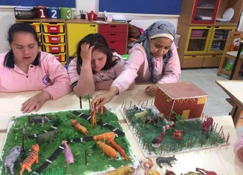 خبراء عن «دمج ذوى الاحتياجات الخاصة»: المدارس لا تزال غير مؤهلة للتعامل معهم