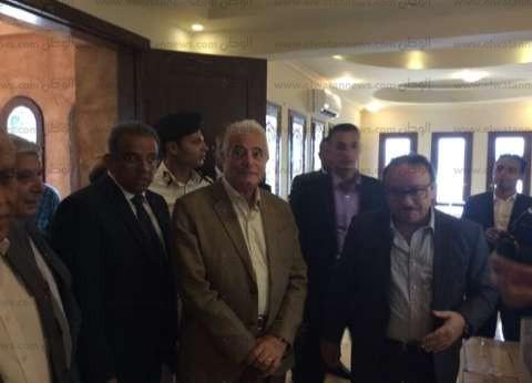 محافظ جنوب سيناء يشكر وزير الاتصالات لدعم المركز الثقافي بـ25 حاسب آلي