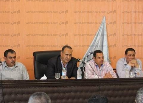 بالصور| رئيس مدينة دسوق: اتخاذ الإجراءات القانونية حيال أي شبهة فساد