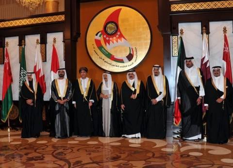 بث مباشر  انطلاق قمة مجلس التعاون الخليجي الـ38