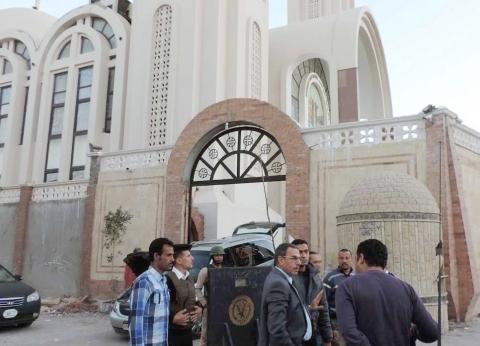 عاجل| مصدر كنسي: حارس كنيسة مارمرقس أطلق 4 رصاصات على الكاهن