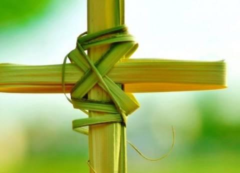 بالفيديو| في ذكرى دخول المسيح القدس.. كيف تصنع أشكالا من سعف النخيل؟