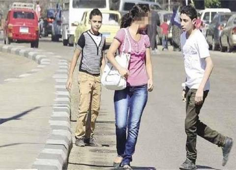 """""""أمن الإسكندرية"""" يضبط 5 قضايا تعرض للإناث بالطريق العام"""