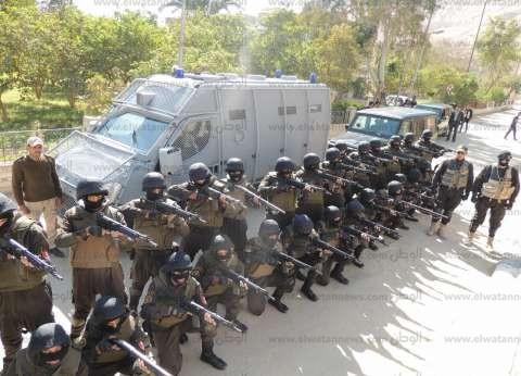 مقتل تاجري مخدرات وإصابة ضابطي شرطة في اشتباكات بسوهاج