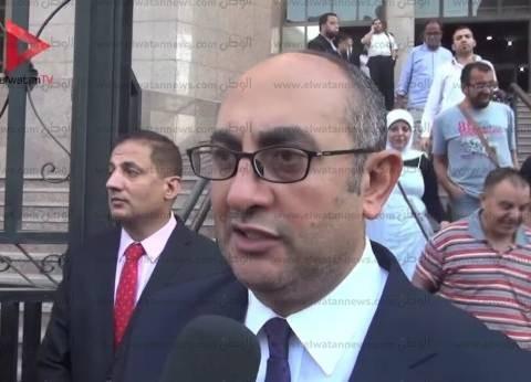 """خالد علي عن حكم """"تيران وصنافير"""": سنتخذ كل الإجراءات القانونية لإلغائه"""