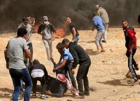 استشهاد شاب فلسطيني برصاص الجيش الإسرائيلي شرق مدينة غزة
