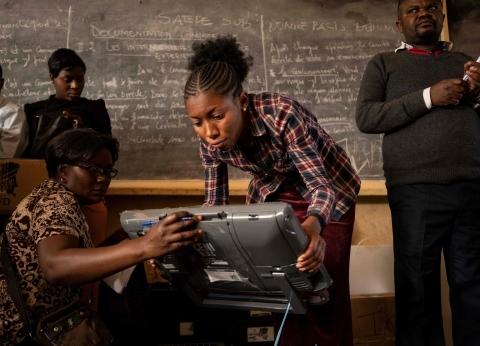 يحدث اليوم| انطلاق الانتخابات الرئاسية في الكونغو