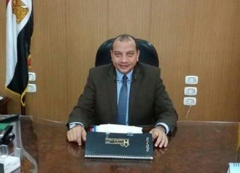 """رئيس جامعة بني سويف لطلاب """"العلوم الطبية"""": سأطبق القانون بحذافيره"""