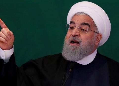 """روحاني: ترامب يسعى إلى """"الإطاحة"""" بالنظام الإيراني"""