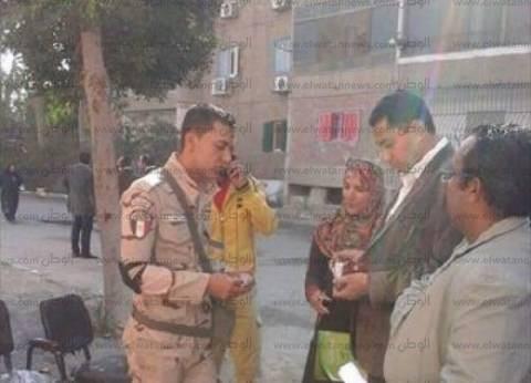 ضبط مندوب أحد المرشحين لعرضه شراء صوت مواطن في مدينة السلام
