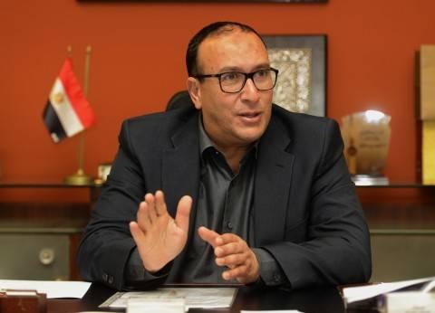 رئيس دار الأوبرا المصرية يدلي بصوته في الانتخابات الرئاسية بأكتوبر
