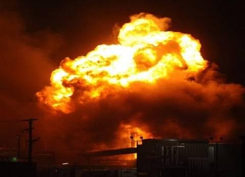 مصرع 25 وإصابة 107 جراء حريق في مستشفى جنوب السعودية