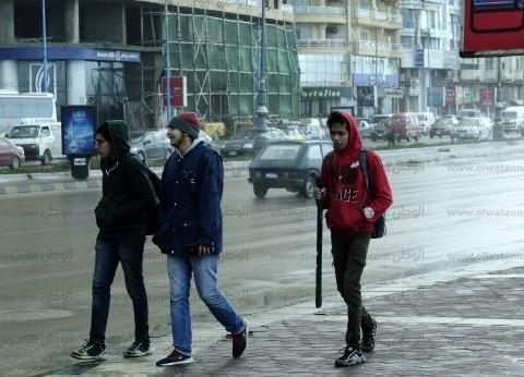 حالة الطقس اليوم الثلاثاء 19 - 2 - 2019 في مصر