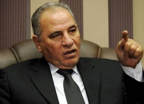 """أحمد الزند يعزي أسر ضحايا """"البطرسية"""": لا بد من عدالة ناجزة"""