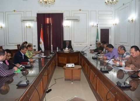 توقيع 157 عقدا لتقنين 8 الآف فدان أراضي أملاك دولة في المنيا