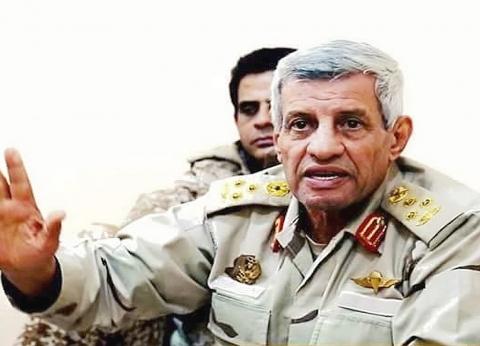 """قائد المنطقة الغربية بليبيا لـ""""الوطن"""": الجيش يتحرك وسط ترحيب الأهالي"""