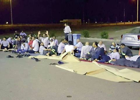 مصادر: لا تأثير لإضراب عمال «مرسى علم» على الحركة الجوية
