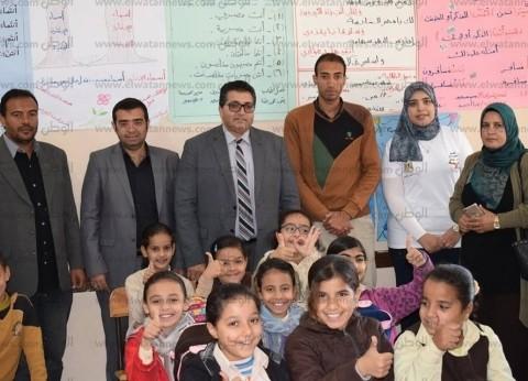 """وكيل """"التربية والتعليم"""" بجنوب سيناء يلتقي بأعضاء صندوق مكافحة الإدمان"""