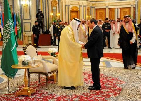 عاجل| السيسي يصل إلى مقر القمة العربية الإسلامية الأمريكية