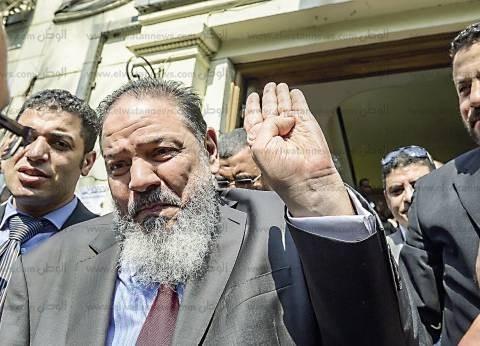 «الزيات» يتحدى «الداخلية» ويدعو لوقفة أمام «المحامين» اليوم
