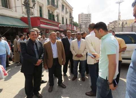 تحرير 16 بلاغا بحرائق ووقاية من المفرقعات في حملة مكبرة بشوارع الغربية