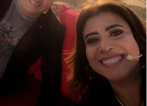 """نشوى مصطفى تشكر داعميها بعد نجاح """"سليفي مع الموت"""" بالفجيرة"""