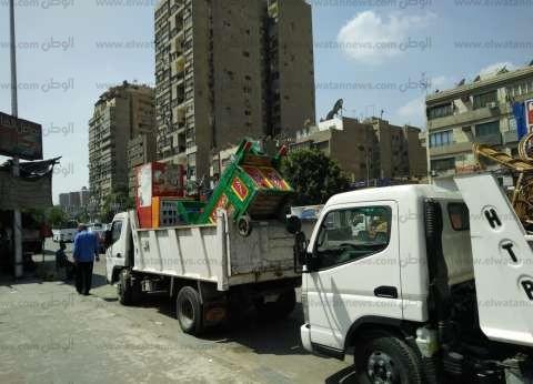 تحرير 47 محضر إشغالات ونظافة في قرى مركز المنيا