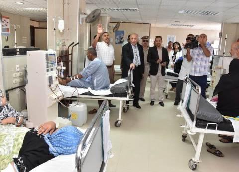 """""""الصحة"""": إجراء 658 ألف عملية بأقسام الطوارئ خلال عام"""